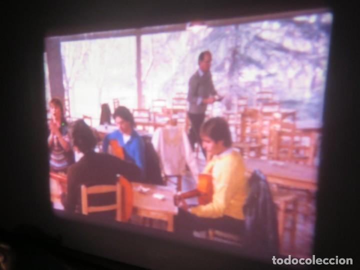 Cine: CARMEN (CARLOS SAURA) LARGOMETRAJE PELÍCULA 16 MM - 3 x 600 MTS. RETRO-VINTAGE FILM-REBAJADA (100 E) - Foto 55 - 193242626