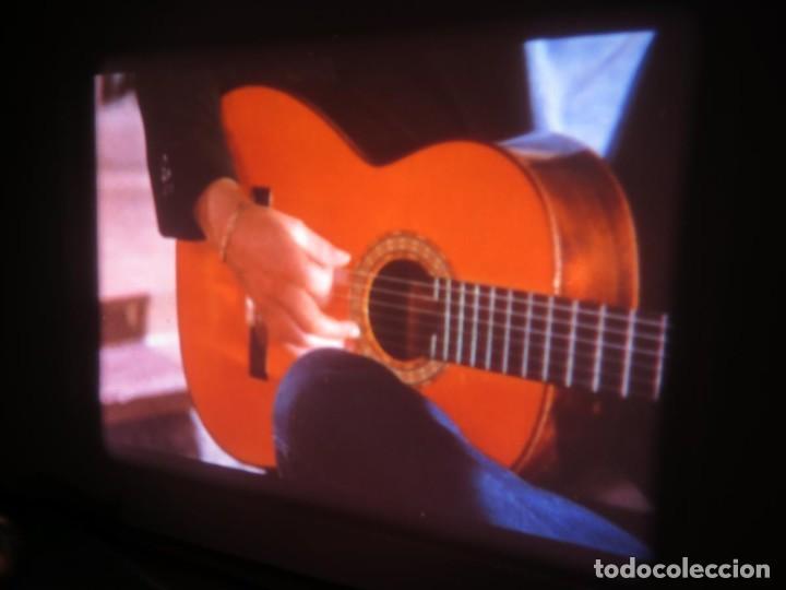 Cine: CARMEN (CARLOS SAURA) LARGOMETRAJE PELÍCULA 16 MM - 3 x 600 MTS. RETRO-VINTAGE FILM-REBAJADA (100 E) - Foto 57 - 193242626