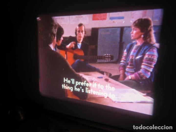 Cine: CARMEN (CARLOS SAURA) LARGOMETRAJE PELÍCULA 16 MM - 3 x 600 MTS. RETRO-VINTAGE FILM-REBAJADA (100 E) - Foto 75 - 193242626