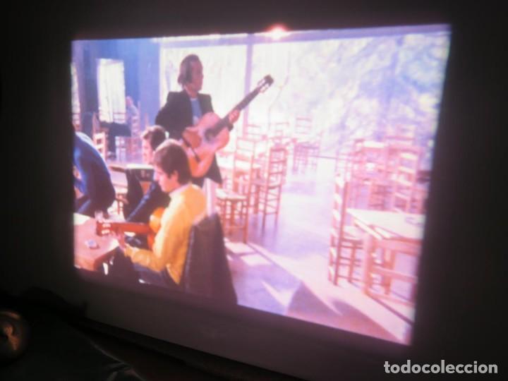 Cine: CARMEN (CARLOS SAURA) LARGOMETRAJE PELÍCULA 16 MM - 3 x 600 MTS. RETRO-VINTAGE FILM-REBAJADA (100 E) - Foto 78 - 193242626