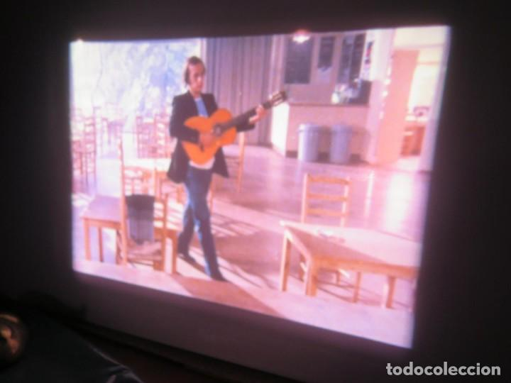 Cine: CARMEN (CARLOS SAURA) LARGOMETRAJE PELÍCULA 16 MM - 3 x 600 MTS. RETRO-VINTAGE FILM-REBAJADA (100 E) - Foto 79 - 193242626