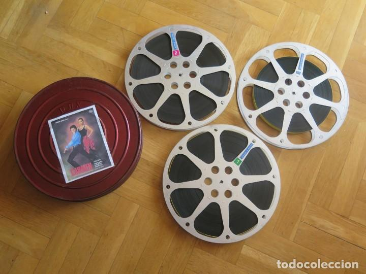 Cine: CARMEN (CARLOS SAURA) LARGOMETRAJE PELÍCULA 16 MM - 3 x 600 MTS. RETRO-VINTAGE FILM-REBAJADA (100 E) - Foto 120 - 193242626