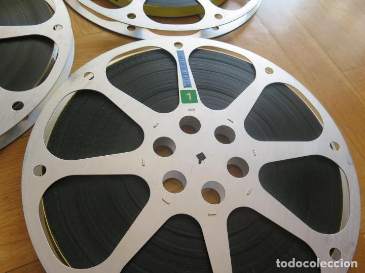 Cine: CARMEN (CARLOS SAURA) LARGOMETRAJE PELÍCULA 16 MM - 3 x 600 MTS. RETRO-VINTAGE FILM-REBAJADA (100 E) - Foto 121 - 193242626