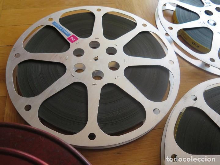 Cine: CARMEN (CARLOS SAURA) LARGOMETRAJE PELÍCULA 16 MM - 3 x 600 MTS. RETRO-VINTAGE FILM-REBAJADA (100 E) - Foto 122 - 193242626