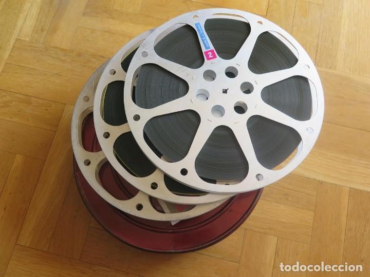 Cine: CARMEN (CARLOS SAURA) LARGOMETRAJE PELÍCULA 16 MM - 3 x 600 MTS. RETRO-VINTAGE FILM-REBAJADA (100 E) - Foto 125 - 193242626