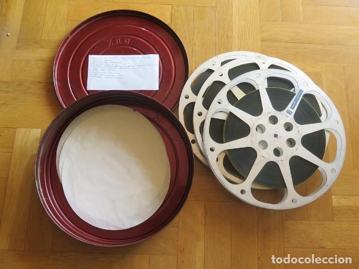 Cine: CARMEN (CARLOS SAURA) LARGOMETRAJE PELÍCULA 16 MM - 3 x 600 MTS. RETRO-VINTAGE FILM-REBAJADA (100 E) - Foto 127 - 193242626