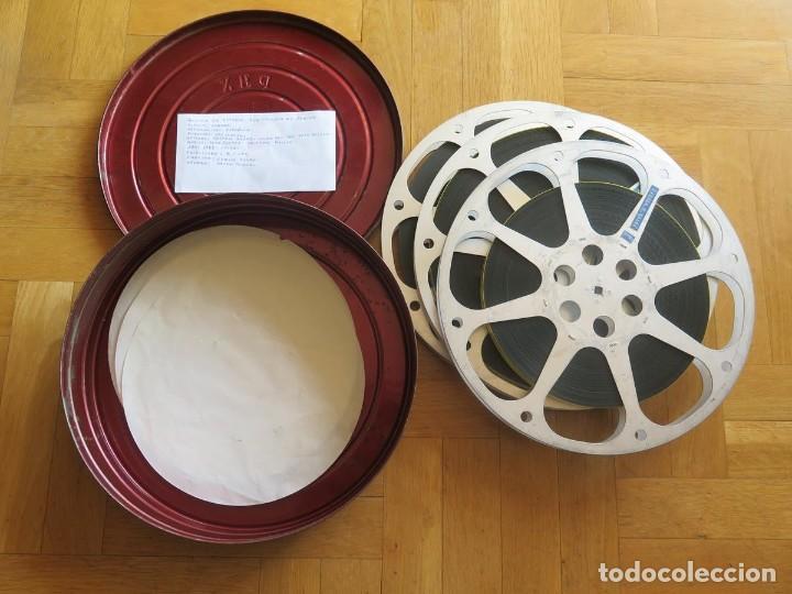 Cine: CARMEN (CARLOS SAURA) LARGOMETRAJE PELÍCULA 16 MM - 3 x 600 MTS. RETRO-VINTAGE FILM-REBAJADA (100 E) - Foto 128 - 193242626