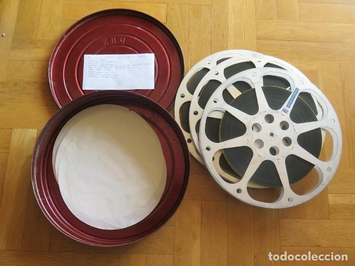Cine: CARMEN (CARLOS SAURA) LARGOMETRAJE PELÍCULA 16 MM - 3 x 600 MTS. RETRO-VINTAGE FILM-REBAJADA (100 E) - Foto 129 - 193242626