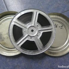 Cine: FABRICACION DE TUBOS LAMINADOS- DOCUMENTAL 16 MM -RETRO VINTAGE FILM. Lote 193340860