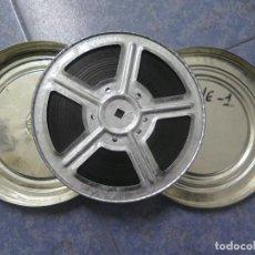 Cine: FABRICACION DE TUBOS LAMINADOS- DOCUMENTAL 16 MM -RETRO VINTAGE FILM. Lote 193340860