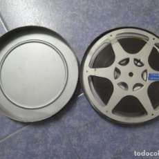 Cine: TRÁNSITO LEMAN - BOLAN (FERROCARRILES) DOCUMENTAL 16 MM - RETRO VINTAGE FILM. Lote 193341150