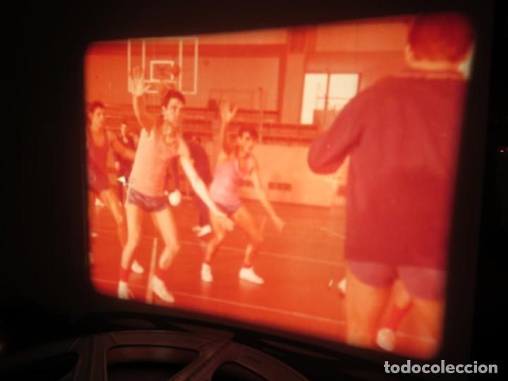 Cine: BALONCESTO RÍTMICO - DOCUMENTAL 16 MM- RETRO VINTAGE FILM - Foto 11 - 193341492