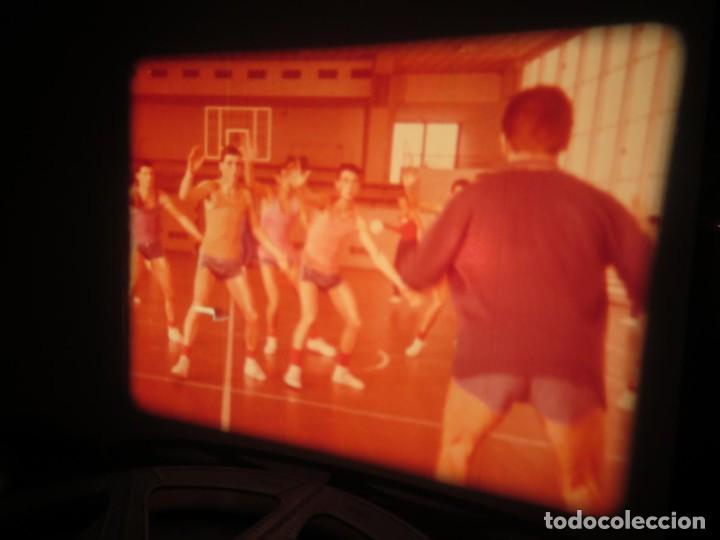 Cine: BALONCESTO RÍTMICO - DOCUMENTAL 16 MM- RETRO VINTAGE FILM - Foto 13 - 193341492