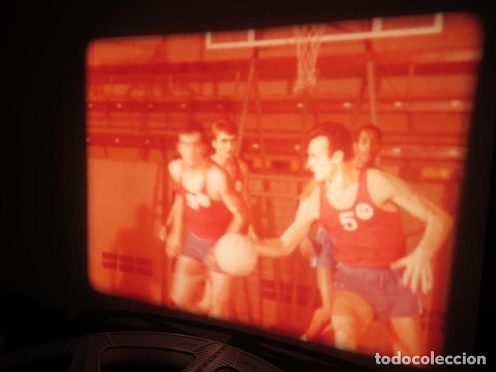 Cine: BALONCESTO RÍTMICO - DOCUMENTAL 16 MM- RETRO VINTAGE FILM - Foto 17 - 193341492
