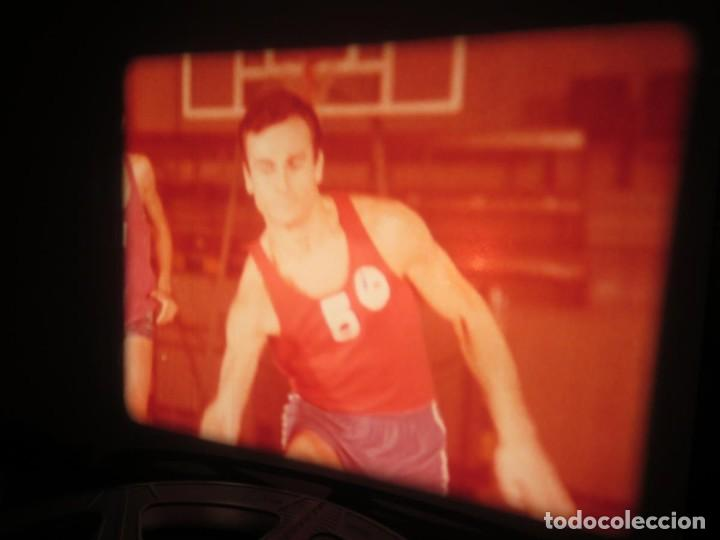 Cine: BALONCESTO RÍTMICO - DOCUMENTAL 16 MM- RETRO VINTAGE FILM - Foto 18 - 193341492