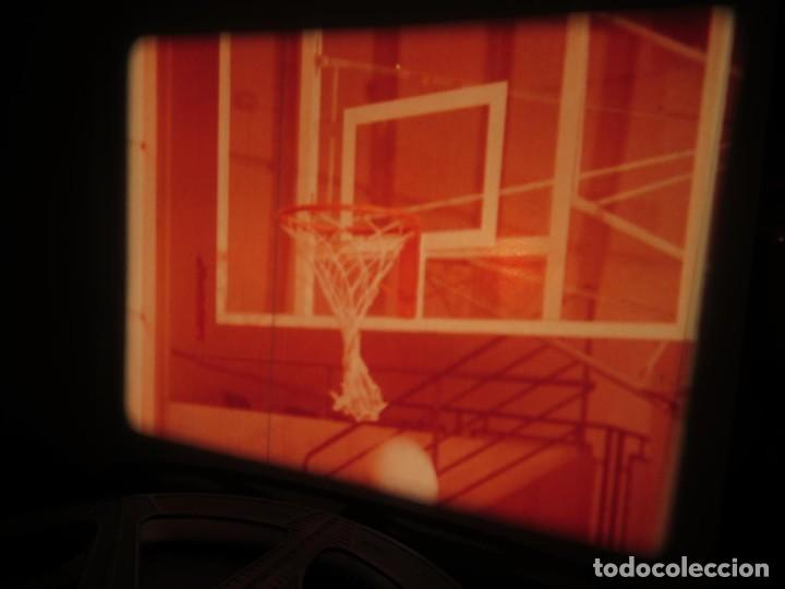 Cine: BALONCESTO RÍTMICO - DOCUMENTAL 16 MM- RETRO VINTAGE FILM - Foto 29 - 193341492