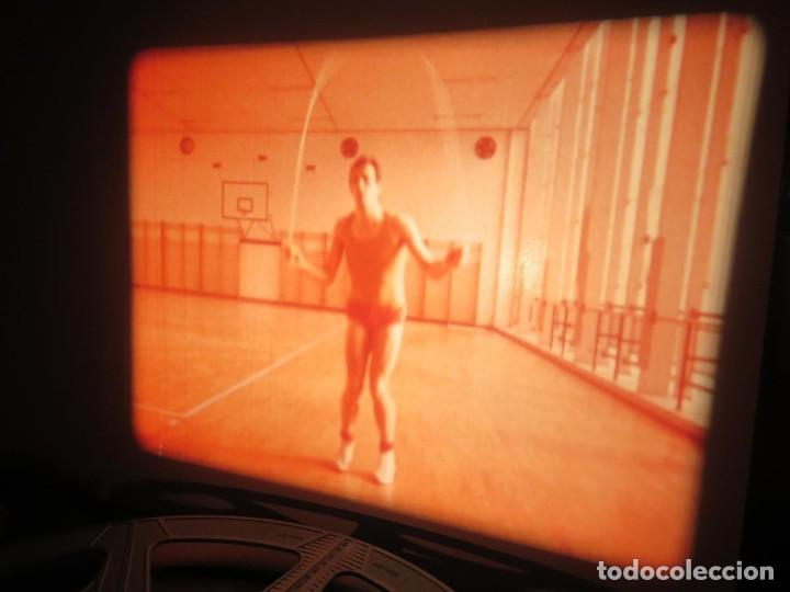 Cine: BALONCESTO RÍTMICO - DOCUMENTAL 16 MM- RETRO VINTAGE FILM - Foto 31 - 193341492