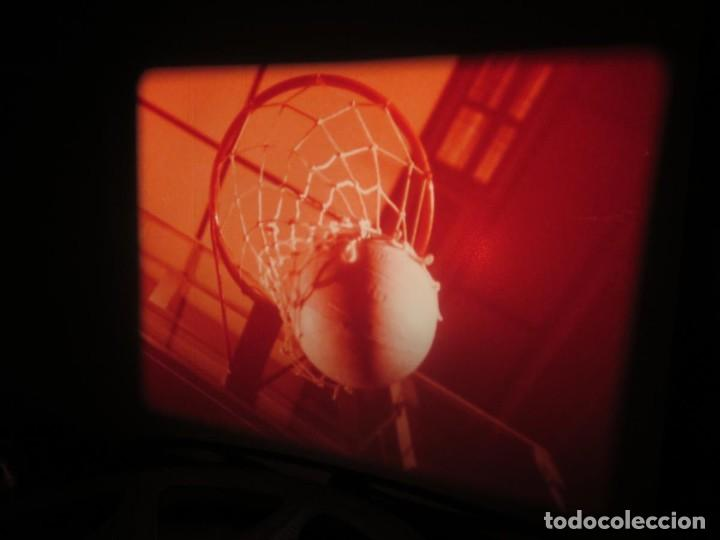 Cine: BALONCESTO RÍTMICO - DOCUMENTAL 16 MM- RETRO VINTAGE FILM - Foto 37 - 193341492
