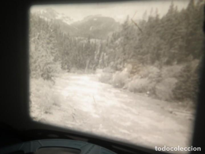 Cine: FISHING THRILLS (EMOCIONES DE PESCA) DOCUMENTAL 16 MM -MUDO - RETRO VINTAGE FILM - Foto 4 - 193341708