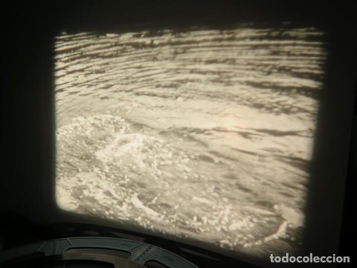 Cine: FISHING THRILLS (EMOCIONES DE PESCA) DOCUMENTAL 16 MM -MUDO - RETRO VINTAGE FILM - Foto 23 - 193341708