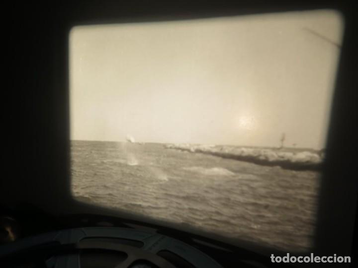 Cine: FISHING THRILLS (EMOCIONES DE PESCA) DOCUMENTAL 16 MM -MUDO - RETRO VINTAGE FILM - Foto 52 - 193341708