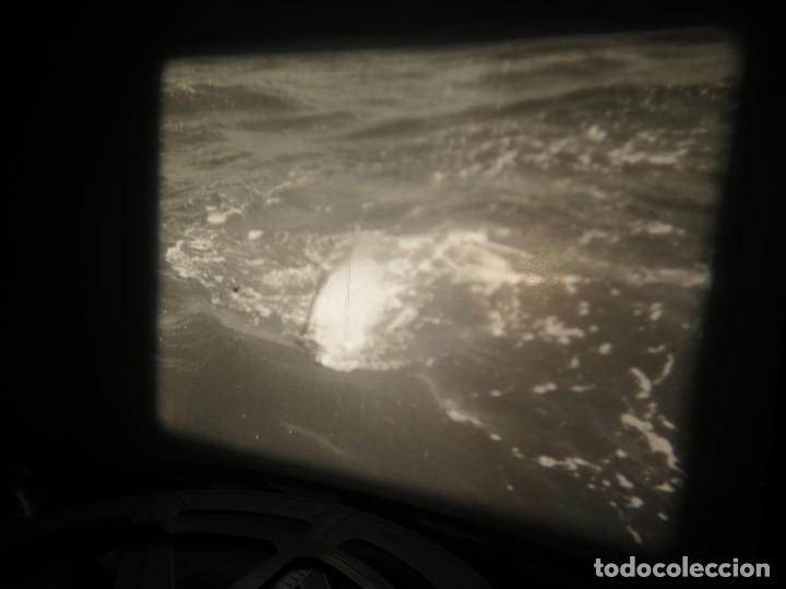 Cine: FISHING THRILLS (EMOCIONES DE PESCA) DOCUMENTAL 16 MM -MUDO - RETRO VINTAGE FILM - Foto 58 - 193341708