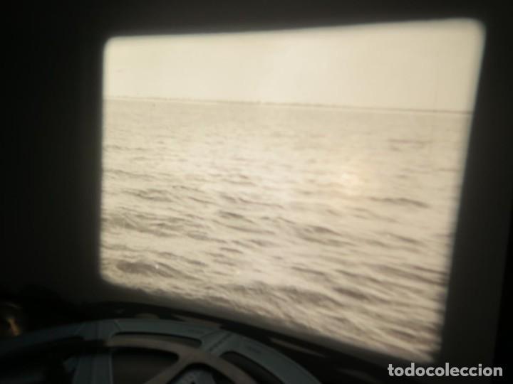 Cine: FISHING THRILLS (EMOCIONES DE PESCA) DOCUMENTAL 16 MM -MUDO - RETRO VINTAGE FILM - Foto 62 - 193341708