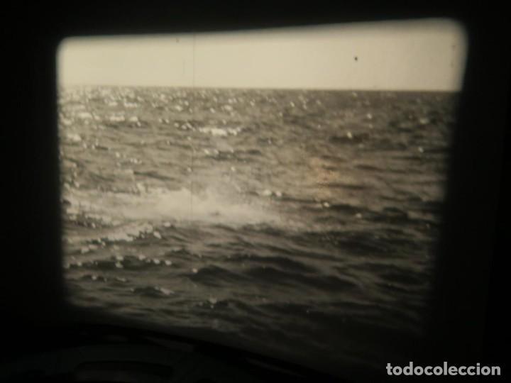 Cine: FISHING THRILLS (EMOCIONES DE PESCA) DOCUMENTAL 16 MM -MUDO - RETRO VINTAGE FILM - Foto 69 - 193341708