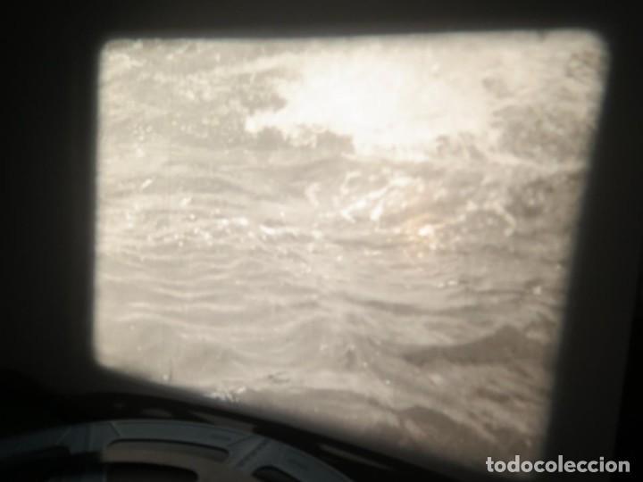 Cine: FISHING THRILLS (EMOCIONES DE PESCA) DOCUMENTAL 16 MM -MUDO - RETRO VINTAGE FILM - Foto 82 - 193341708
