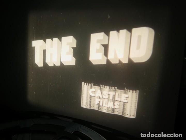 Cine: FISHING THRILLS (EMOCIONES DE PESCA) DOCUMENTAL 16 MM -MUDO - RETRO VINTAGE FILM - Foto 85 - 193341708