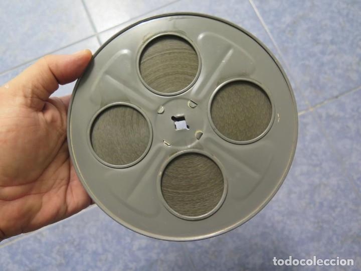 Cine: FISHING THRILLS (EMOCIONES DE PESCA) DOCUMENTAL 16 MM -MUDO - RETRO VINTAGE FILM - Foto 87 - 193341708