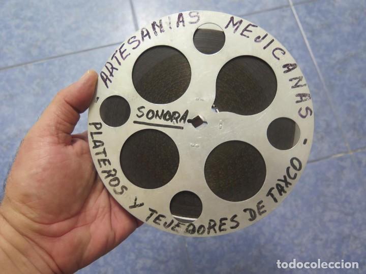 PLATEROS Y TEJEDORES DE TAXCO - DOCUMENTAL 16 MM - RETRO VINTAGE FILM (Cine - Películas - 16 mm)