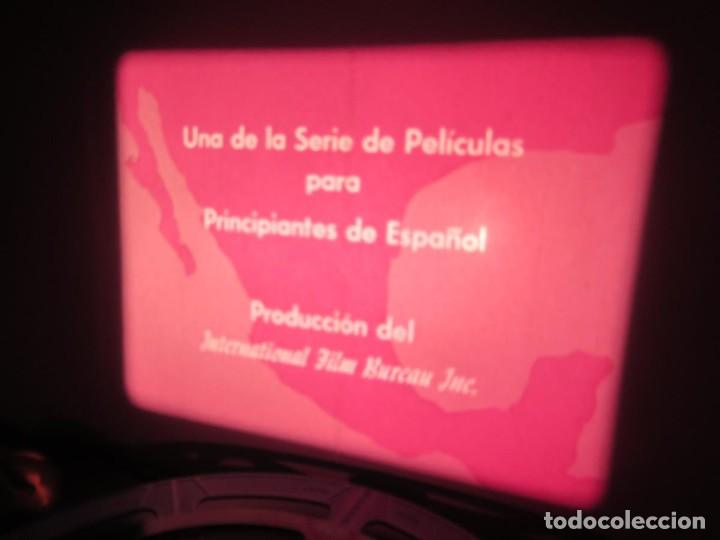 Cine: PLATEROS Y TEJEDORES DE TAXCO - DOCUMENTAL 16 MM - RETRO VINTAGE FILM - Foto 5 - 193341872