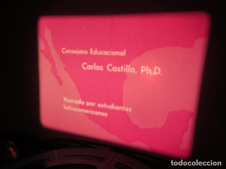 Cine: PLATEROS Y TEJEDORES DE TAXCO - DOCUMENTAL 16 MM - RETRO VINTAGE FILM - Foto 6 - 193341872
