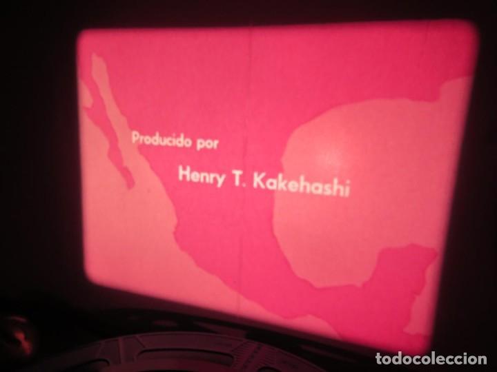 Cine: PLATEROS Y TEJEDORES DE TAXCO - DOCUMENTAL 16 MM - RETRO VINTAGE FILM - Foto 7 - 193341872
