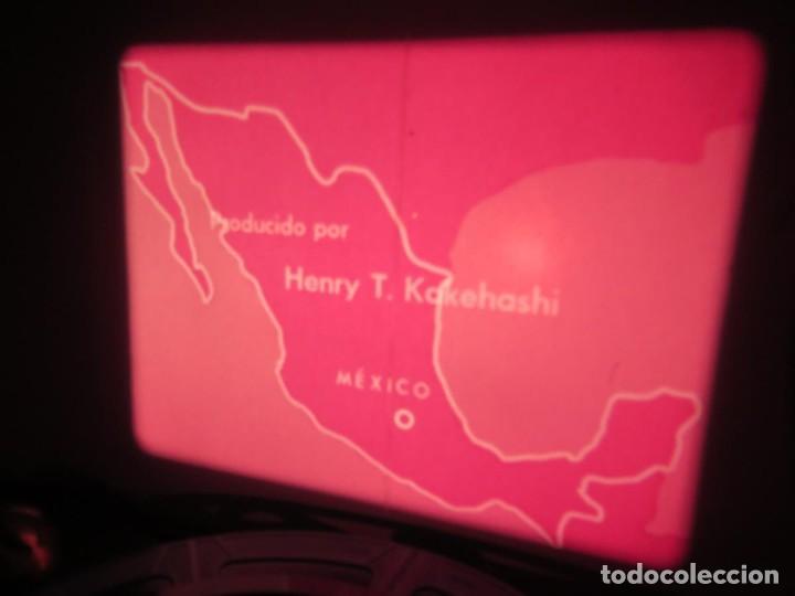 Cine: PLATEROS Y TEJEDORES DE TAXCO - DOCUMENTAL 16 MM - RETRO VINTAGE FILM - Foto 8 - 193341872