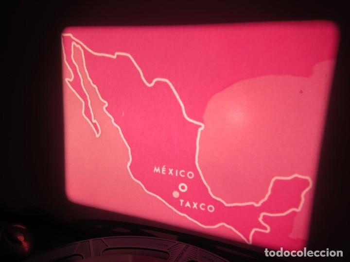 Cine: PLATEROS Y TEJEDORES DE TAXCO - DOCUMENTAL 16 MM - RETRO VINTAGE FILM - Foto 10 - 193341872