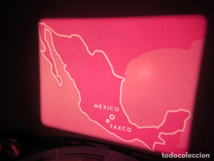 Cine: PLATEROS Y TEJEDORES DE TAXCO - DOCUMENTAL 16 MM - RETRO VINTAGE FILM - Foto 11 - 193341872