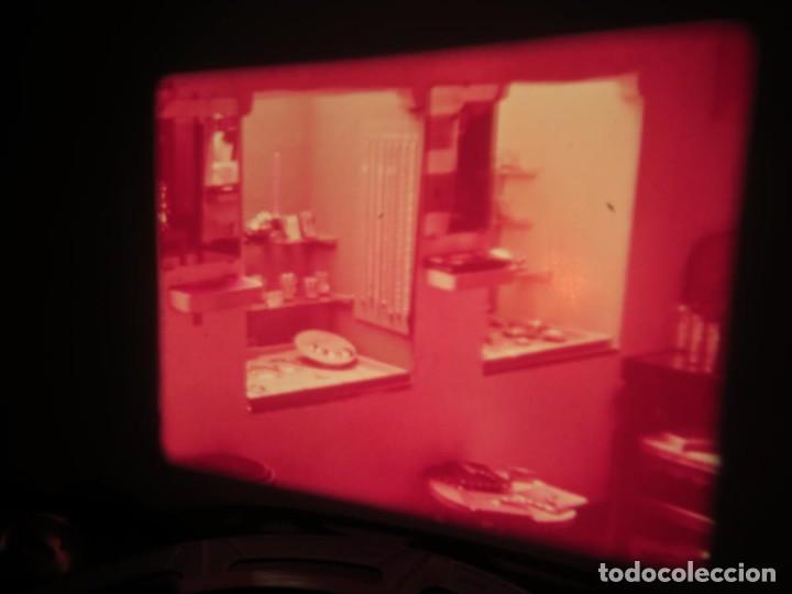Cine: PLATEROS Y TEJEDORES DE TAXCO - DOCUMENTAL 16 MM - RETRO VINTAGE FILM - Foto 19 - 193341872