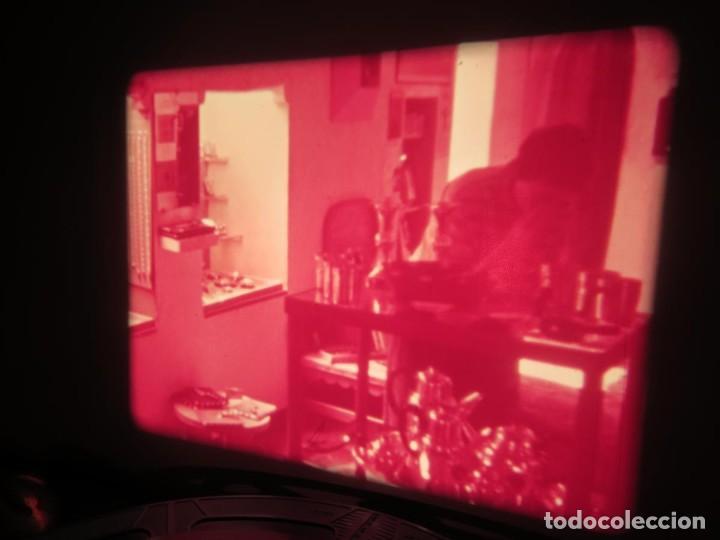 Cine: PLATEROS Y TEJEDORES DE TAXCO - DOCUMENTAL 16 MM - RETRO VINTAGE FILM - Foto 20 - 193341872