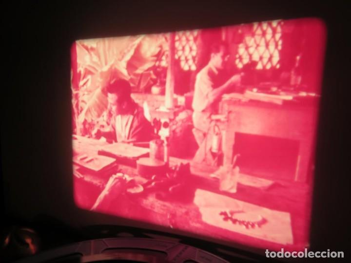 Cine: PLATEROS Y TEJEDORES DE TAXCO - DOCUMENTAL 16 MM - RETRO VINTAGE FILM - Foto 23 - 193341872