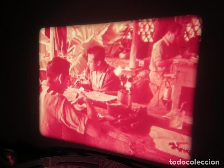 Cine: PLATEROS Y TEJEDORES DE TAXCO - DOCUMENTAL 16 MM - RETRO VINTAGE FILM - Foto 24 - 193341872