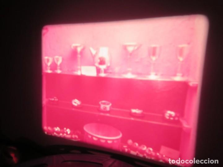 Cine: PLATEROS Y TEJEDORES DE TAXCO - DOCUMENTAL 16 MM - RETRO VINTAGE FILM - Foto 28 - 193341872
