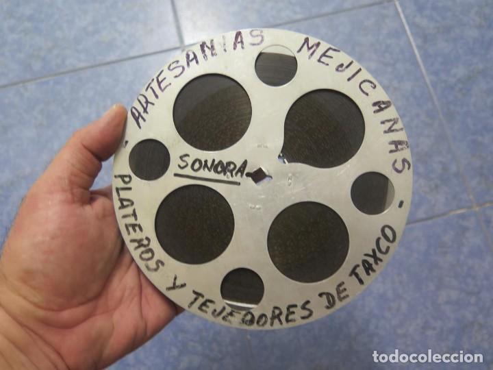 Cine: PLATEROS Y TEJEDORES DE TAXCO - DOCUMENTAL 16 MM - RETRO VINTAGE FILM - Foto 41 - 193341872