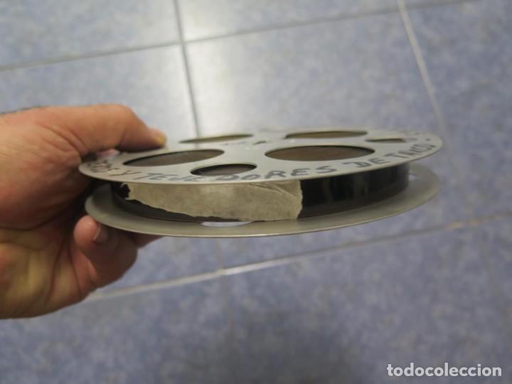 Cine: PLATEROS Y TEJEDORES DE TAXCO - DOCUMENTAL 16 MM - RETRO VINTAGE FILM - Foto 42 - 193341872