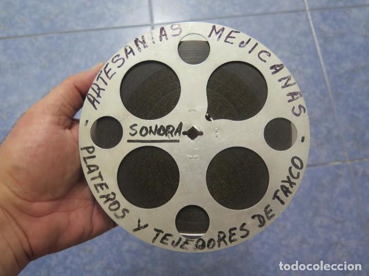 Cine: PLATEROS Y TEJEDORES DE TAXCO - DOCUMENTAL 16 MM - RETRO VINTAGE FILM - Foto 44 - 193341872