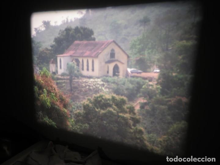 Cine: ANTIGUA BOBINA PELÍCULA-FILMACIONES -AMATEUR-SIERRA LEONA-AÑOS 80 16 MM, RETRO VINTAGE FILM - Foto 32 - 194300253