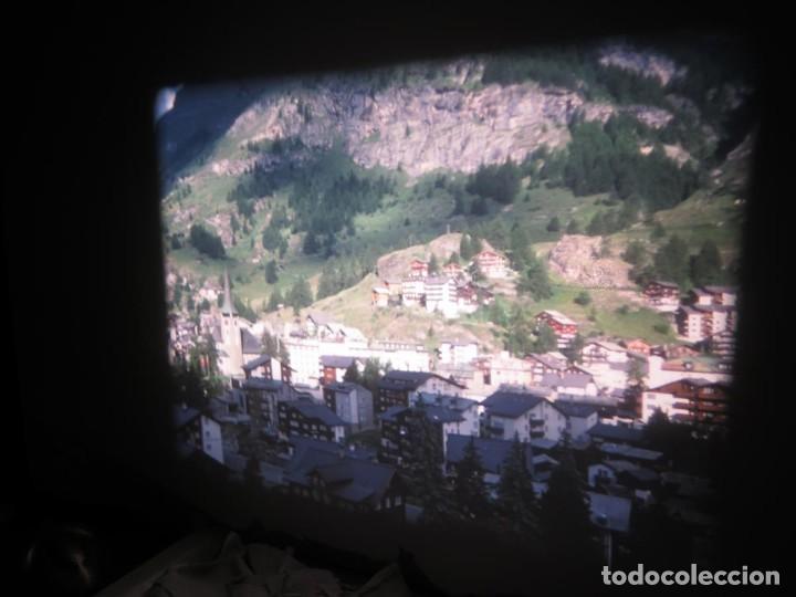 Cine: ANTIGUA BOBINA PELÍCULA-FILMACIONES -AMATEUR-SIERRA LEONA-AÑOS 80 16 MM, RETRO VINTAGE FILM - Foto 45 - 194300253
