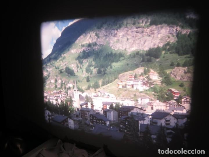 Cine: ANTIGUA BOBINA PELÍCULA-FILMACIONES -AMATEUR-SIERRA LEONA-AÑOS 80 16 MM, RETRO VINTAGE FILM - Foto 46 - 194300253