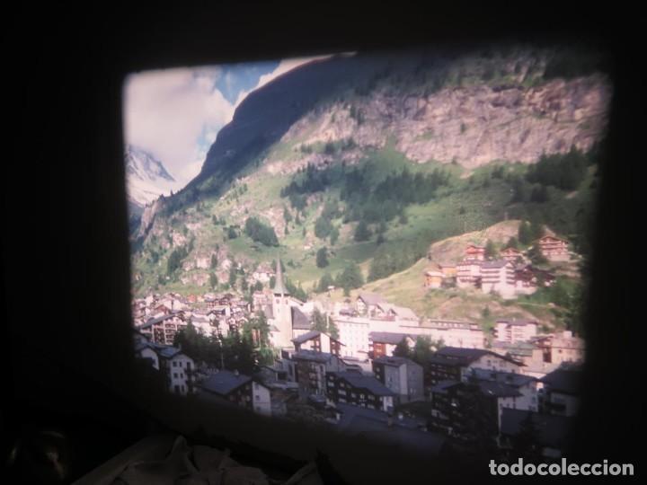 Cine: ANTIGUA BOBINA PELÍCULA-FILMACIONES -AMATEUR-SIERRA LEONA-AÑOS 80 16 MM, RETRO VINTAGE FILM - Foto 47 - 194300253